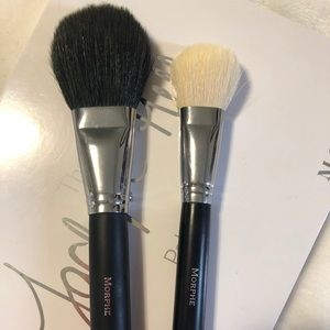 Morphe face makeup brushes